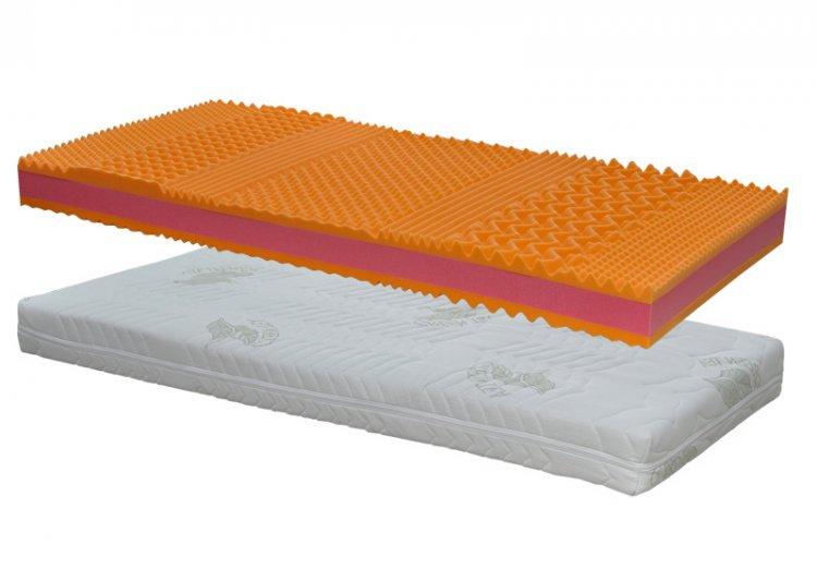 Matrace Memory Bio 100x200 cm