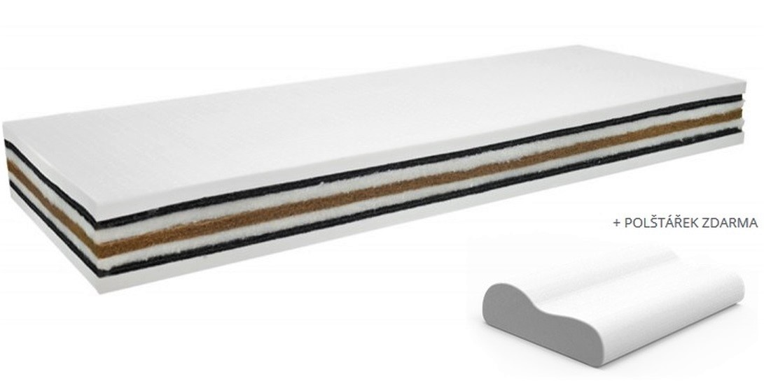 Matrace Mystica 160x190 cm